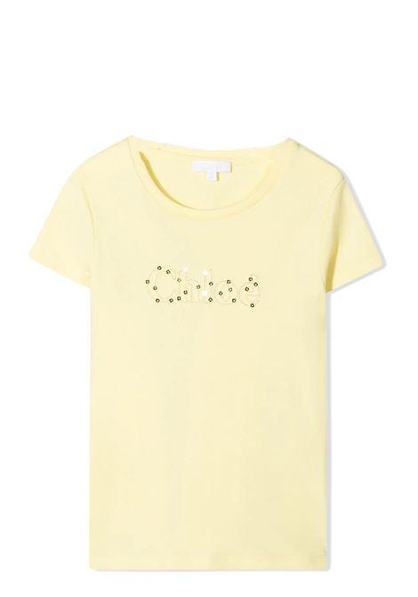 T-SHIRT CON PAILLETTES CHLOE' KIDS | T-shirt | C15B8760A