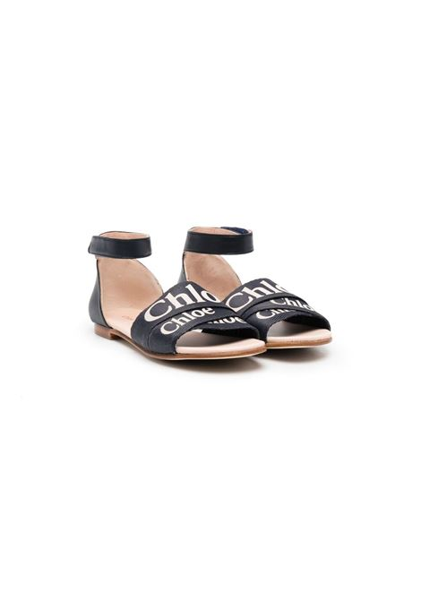 OPEN TOE SANDAL CHLOE' KIDS | Sandals | C19128859