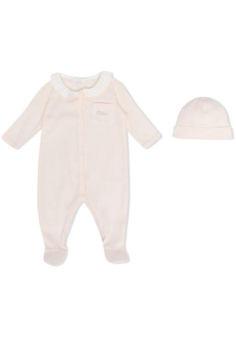 TWO-PIECE BABY SET CHLOE' KIDS | Set | C97266440
