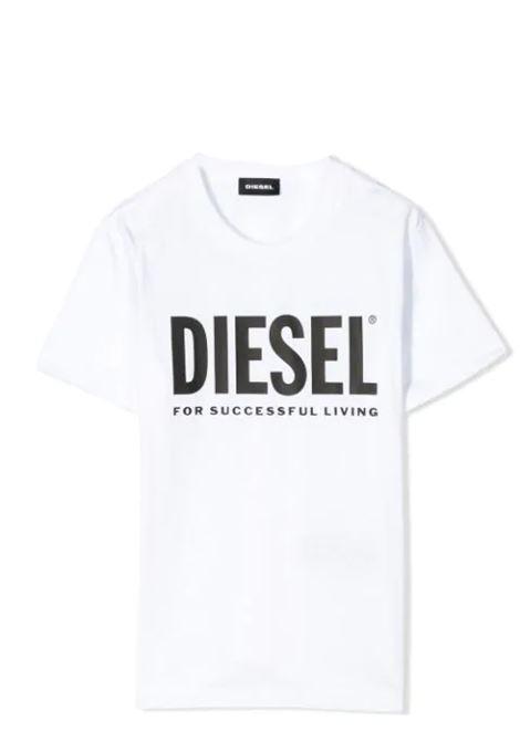 PRINT T-SHIRT  DIESEL KIDS | T-shirt | 00J4P6-00YI9TK100