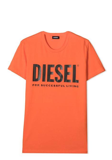 PRINT T-SHIRT DIESEL KIDS | T-shirt | 00J4P6-00YI9TK38L