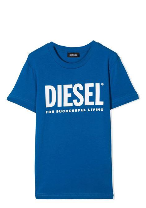 PRINT T-SHIRT DIESEL KIDS | T-shirt | 00J4P6-00YI9TK8II