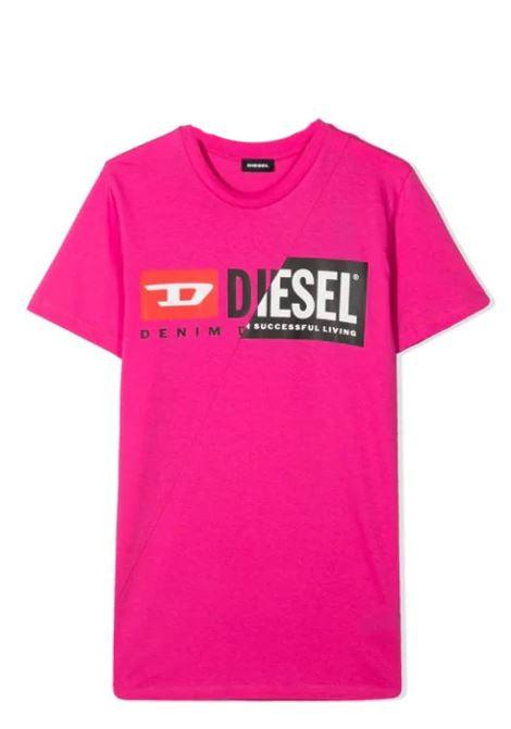 PRINT T-SHIRT  DIESEL KIDS | T-shirt | 00J4YH-00YI9K302
