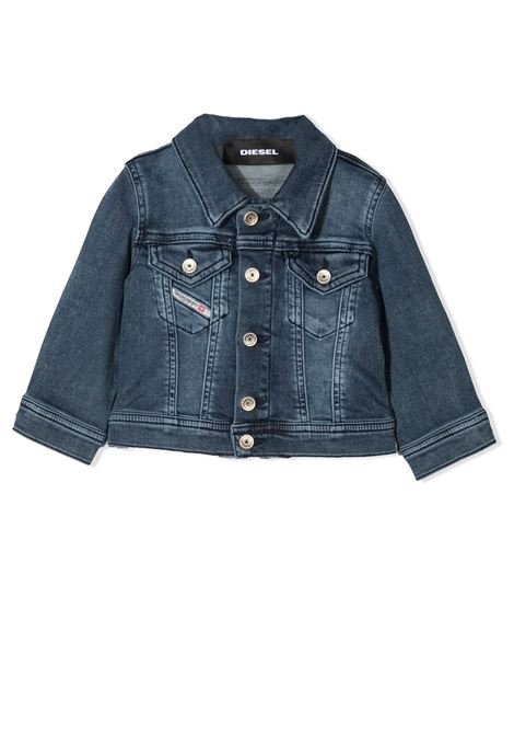 DENIM JACKET  DIESEL KIDS | Jacket | 00K23Z-KXB7TK01