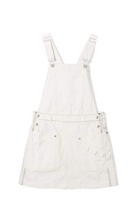 DUNGAREES WITH APPLICATION DIESEL KIDS | Salopette | J00040K129