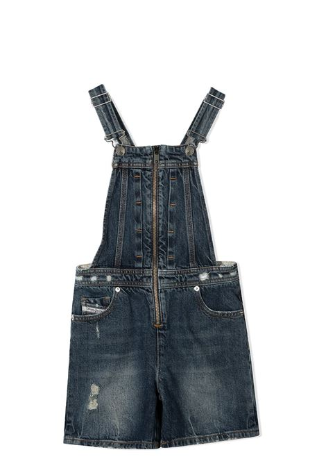 SALOPETTE DENIM DIESEL KIDS | Salopette | J00054-KXB8BK01