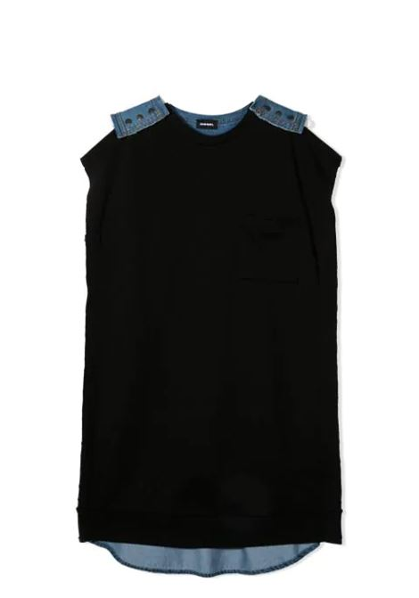 DENIM DRESS MODEL T-SHIRT DIESEL KIDS | Dress | J00124-KYARKK900