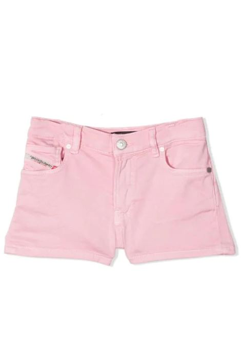 SHORTS WITH APPLICATION DIESEL KIDS | Short | J00205-KXB7QK316