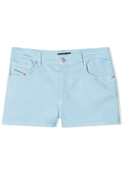 SHORTS WITH APPLICATION DIESEL KIDS | Short | J00205-KXB7QK834