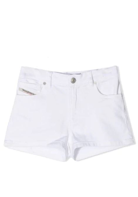 SHORTS WITH APPLICATION DIESEL KIDS | Short | J00205-KXB7QTK100