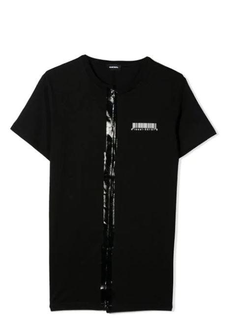 PRINT T-SHIRT DIESEL KIDS | T-shirt | J00431 0CATMK900