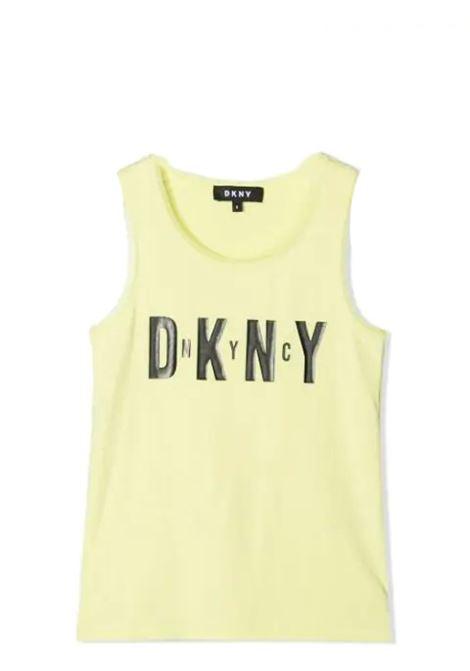 TANK WITH PRINT DKNY KIDS | D35R2160B