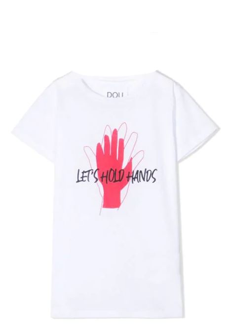 PRINT T-SHIRT DOUUOD JUNIOR | T-shirt | TE63 1228T0101