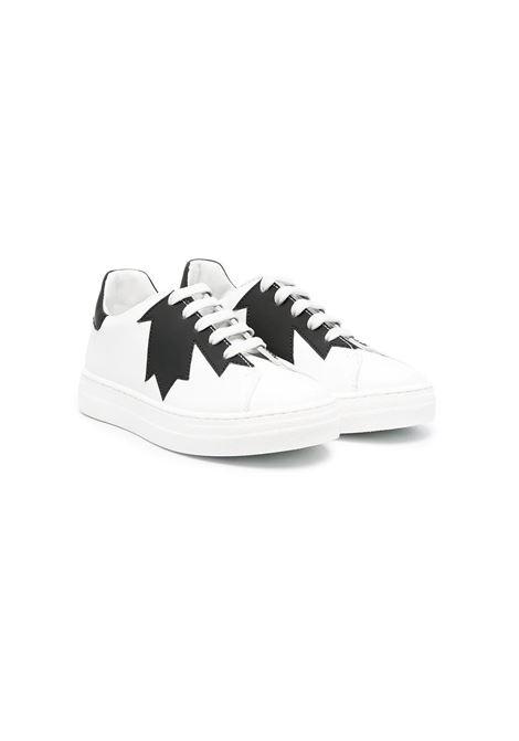 PRINT SNEAKERS DSQUARED2 JUNIOR | Sneakers | 669371