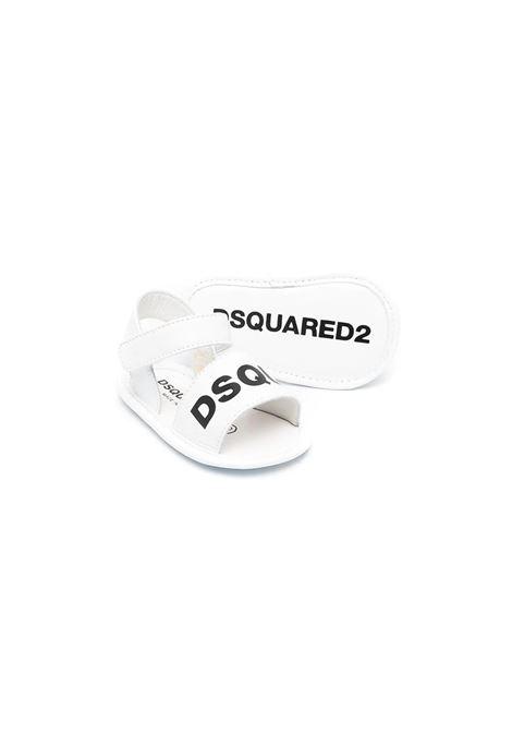 Sandali con stampa DSQUARED2 JUNIOR | 669511
