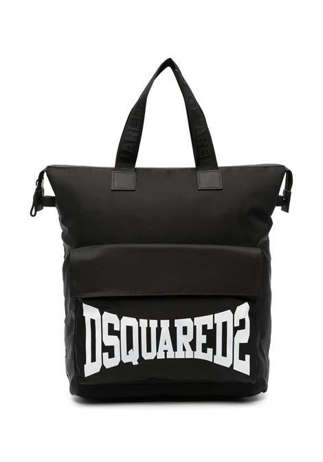 BAG WITH PRINT DSQUARED2 JUNIOR | Bags | D2W48U-DQ0137-D005TDQ900