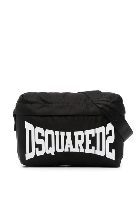 BAG WITH PRINT DSQUARED2 JUNIOR | Pouch | D2W49U-DQ0138-D005TDQ900