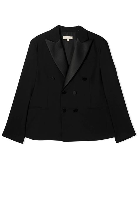 DOUBLE BREASTED BLAZER ELIE SAAB JUNIOR | Jackets | 3O2500 OB620930
