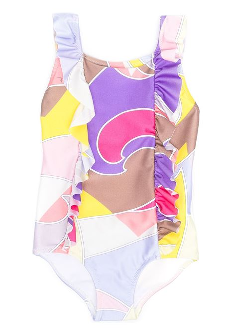 ONE PIECE SWIMSUIT WITH PRINT EMILIO PUCCI | Swimsuits | 9O0059 OC480204VI