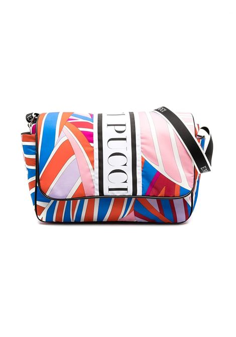 CHANGING BAG WITH PRINT EMILIO PUCCI | Bags | 9O0588 OC520407AZ