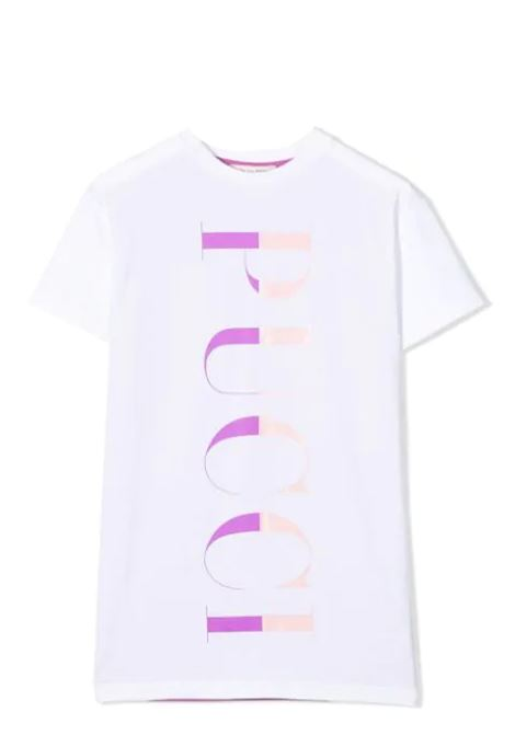 DRESS MODEL T-SHIRT EMILIO PUCCI | Dress | 9O1011 OX330100FU