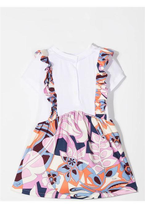 DRESS WITH FLORAL PRINT EMILIO PUCCI | 9O1521 OB930517CE