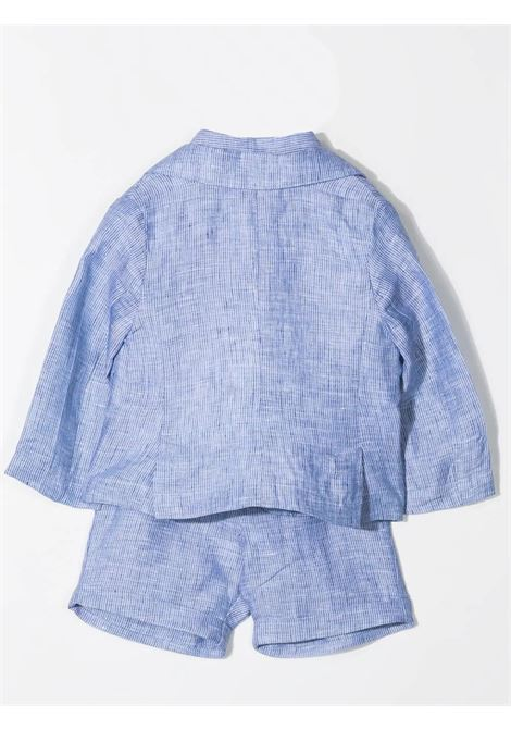 COMPLETE BERMUDA, SHIRT AND JACKET EMPORIO ARMANI KIDS | 3KH801 4N50ZF909