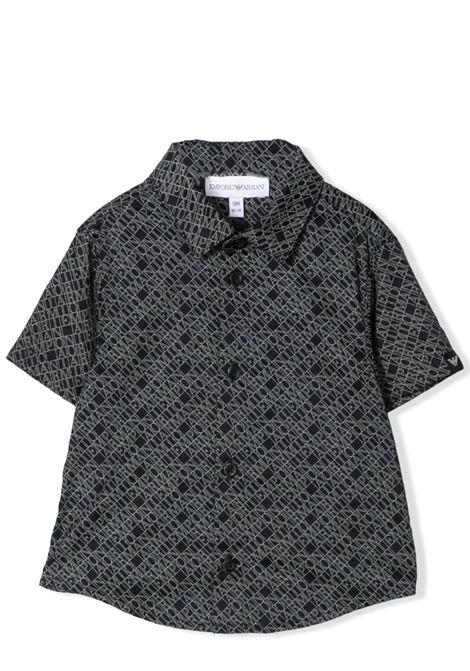 SHIRT WITH PRINT EMPORIO ARMANI KIDS | Shirt | 3KHCC4 1NXTZF941