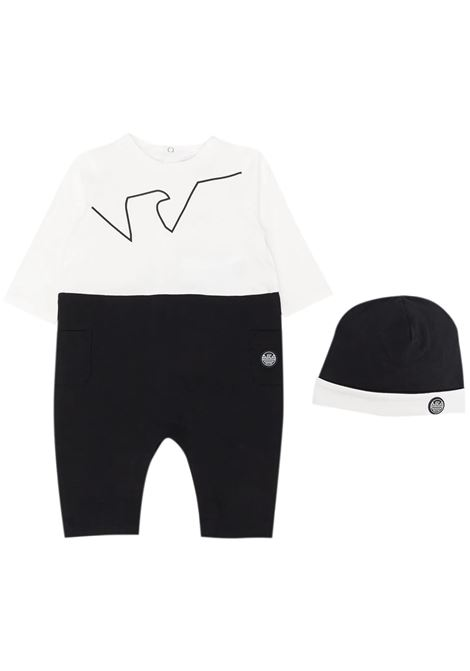 SUIT AND HAT SET EMPORIO ARMANI KIDS | Set | 3KHV83 4J4NZF919