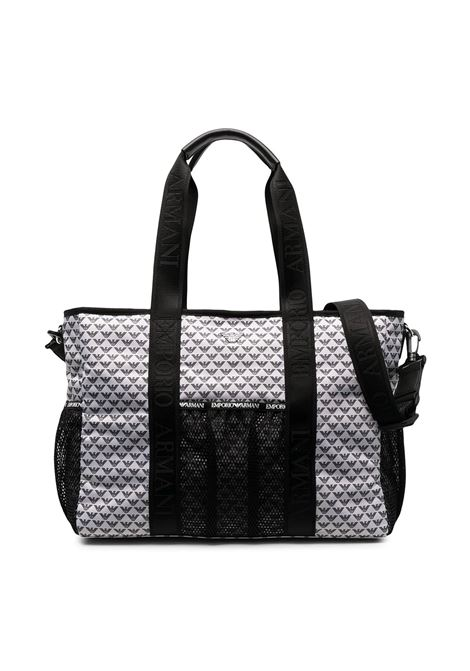 CHANGE BAG WITH LOGO EMPORIO ARMANI KIDS | Bags | 402146 1P55317343