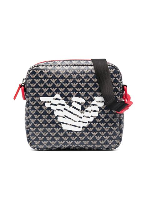 SHOULDER BAG WITH PRINT EMPORIO ARMANI KIDS | Bags | 402524 1P59912736