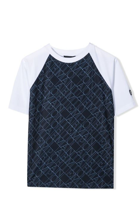 ELASTIC T-SHIRT WITH PRINT EMPORIO ARMANI KIDS | T-shirt | 408508 1P215T74435