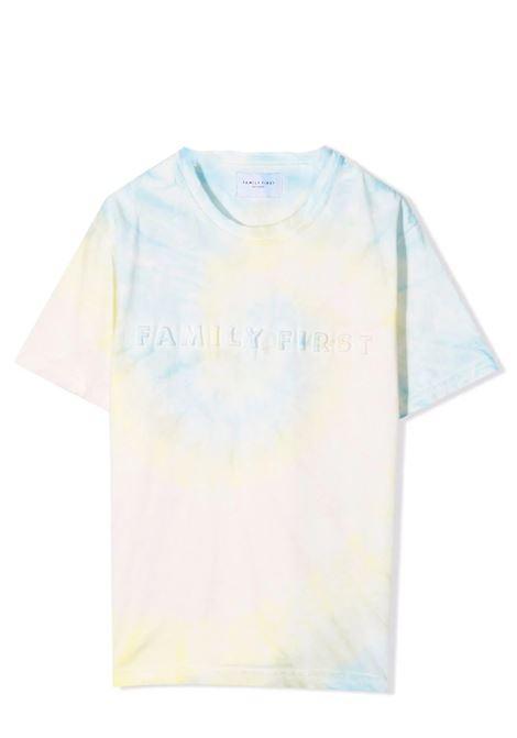 T-shirt con fantasia tie dye FAMILY FIRST KIDS | KTS2110TD05