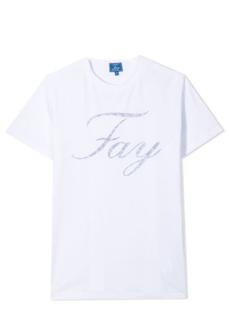 PRINT T-SHIRT FAY KIDS | T-shirt | 5O8031 OX130100BL