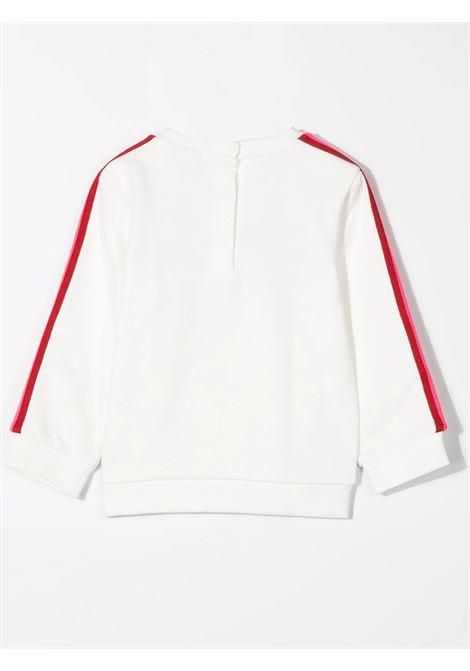 Sweatshirt with embroidery FENDI KIDS | BUH025 5V0F1DEQ