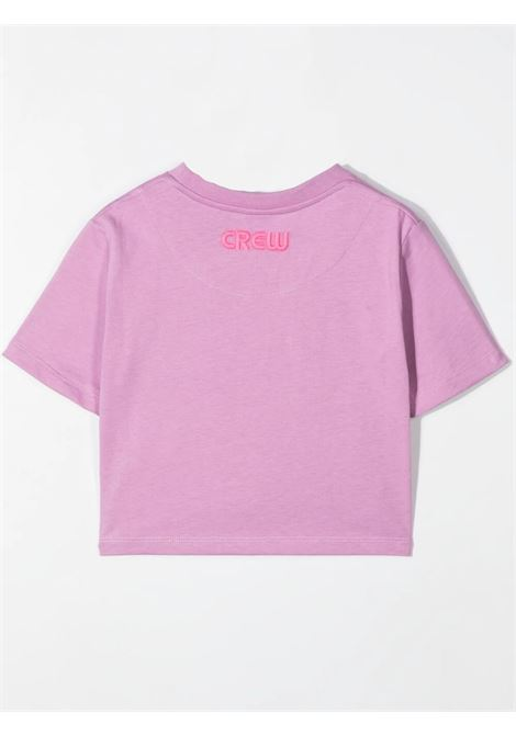T-SHIRT WITH EMBROIDERY GCDS KIDS | 027592071