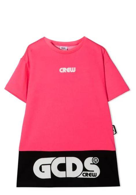ABITO MODELLO T-SHIRT GCDS KIDS | Abiti | 027606FL134