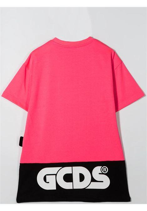 DRESS MODEL T-SHIRT GCDS KIDS | 027606FL134