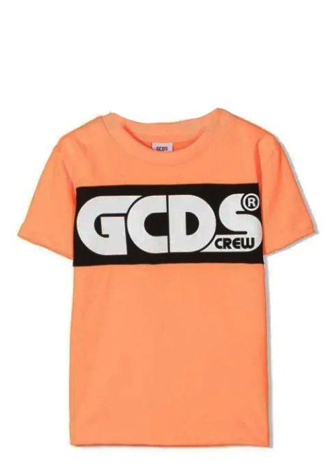 T-SHIRT WITH PRINT GCDS KIDS | T-shirt | 027607FLT176