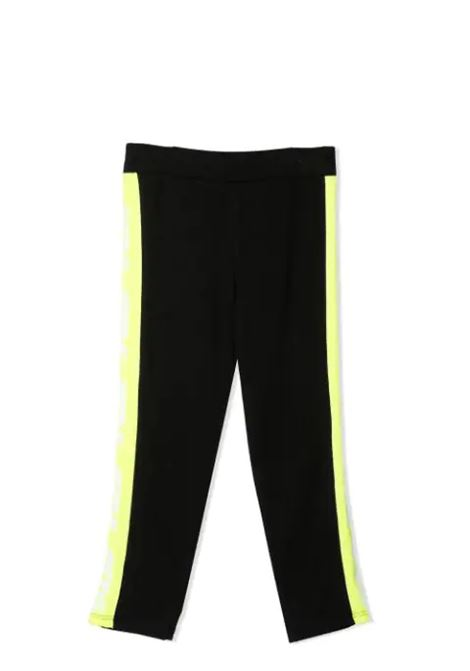 LEGGINGS WITH FLUO BAND  GCDS KIDS | Leggings | 027612110