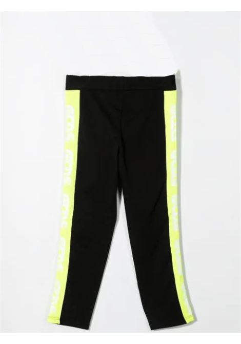 LEGGINGS WITH FLUO BAND  GCDS KIDS | 027612110
