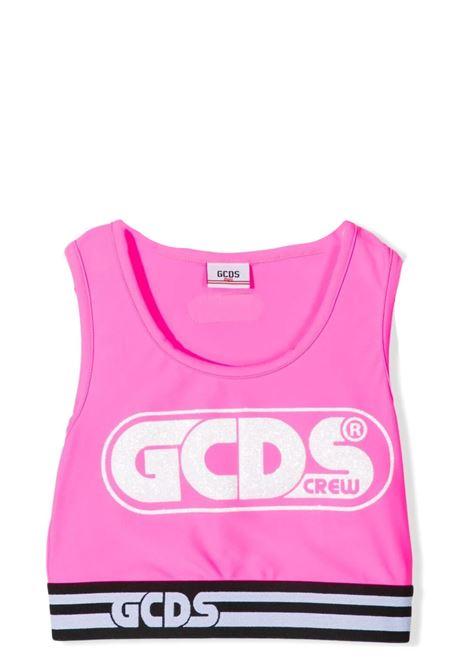 Girl's sporty top GCDS KIDS | 027659FL200