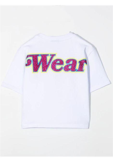 Print t-shirt GCDS KIDS | 027668T001