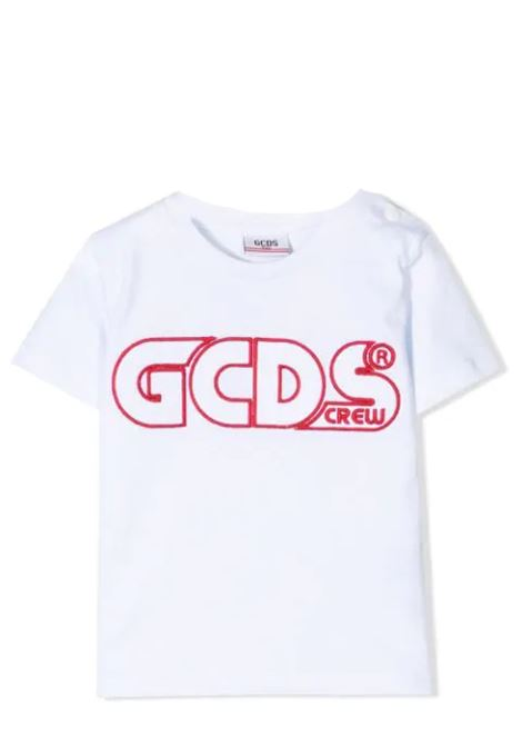 T-SHIRT WITH PRINT GCDS KIDS | T-shirt | 027940001