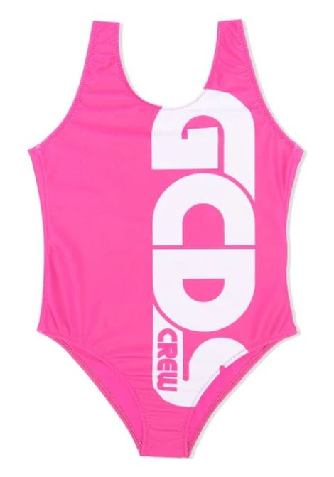 ONE PIECE SWIMSUIT WITH PRINT GCDS KIDS | Swimsuits | 027966134