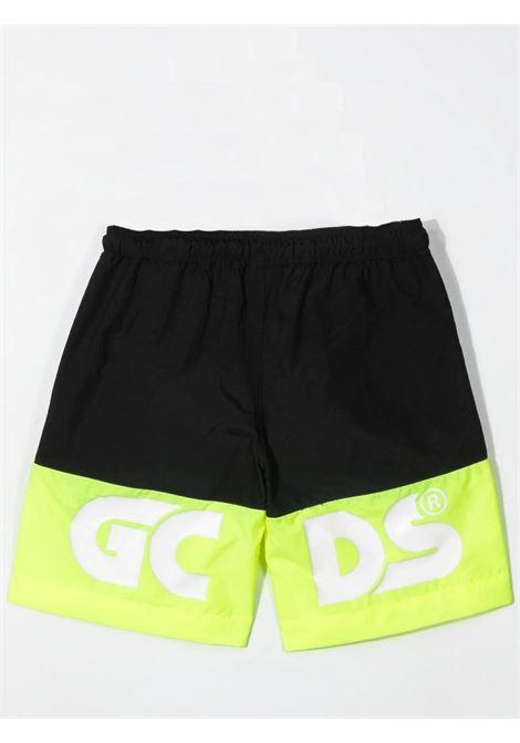 Costume da bagno con stampa bambino GCDS KIDS | 027971T110