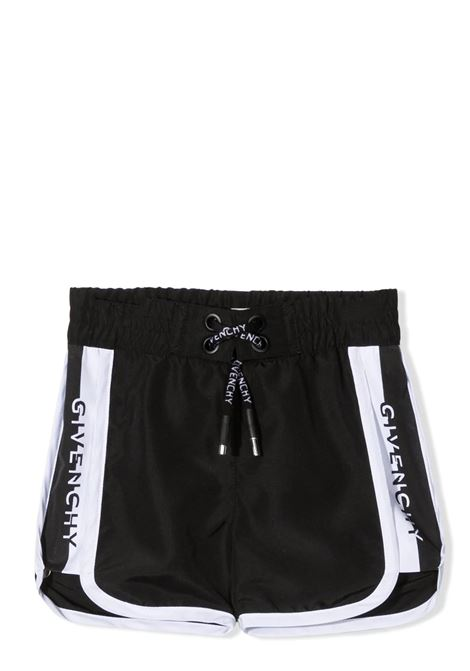 SPORTS SHORTS GIVENCHY KIDS | Swimsuits | H0003809B