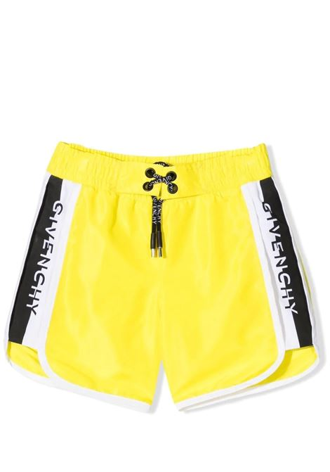 SHORTS SPORTIVI GIVENCHY KIDS | Costumi | H00038508