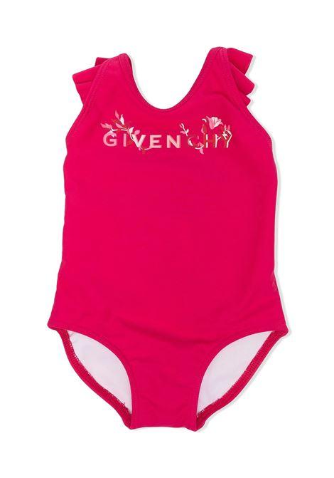 COSTUME INTERO CON STAMPA GIVENCHY KIDS | Costumi | H00040483