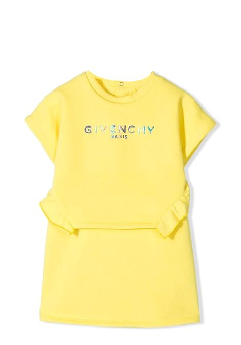 DRESS MODEL T-SHIRT WITH PRINT GIVENCHY KIDS | Dress | H02069508